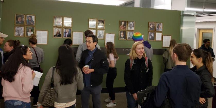 Wall reception