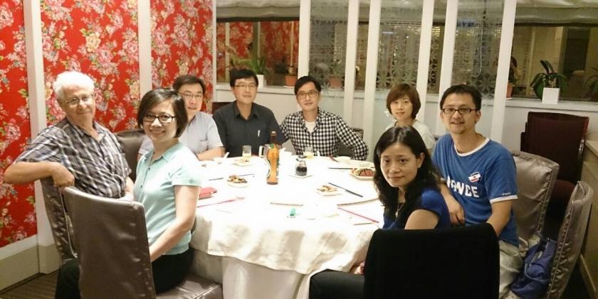 Taiwan Alumni