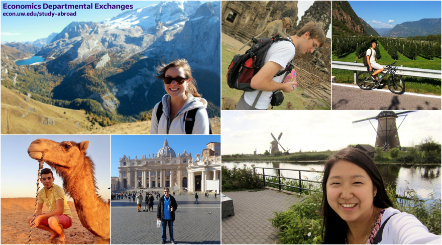 Econ Study Abroad Collage