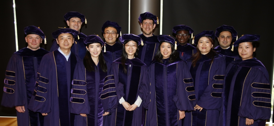 2016 PhD Graduates