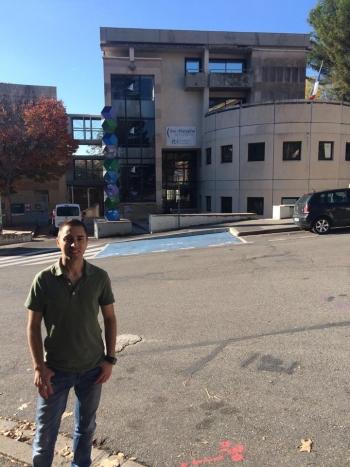 Christian Clerc at Aix-Marseille Université