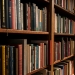 Books line the shelves at Suzzallo library. Photo: Katherine B. Turner