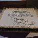Yoram Barzel's retirement cake